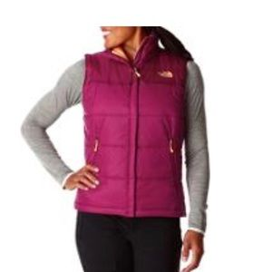 North Face Nicolyn Insulated Vest-Large NWT